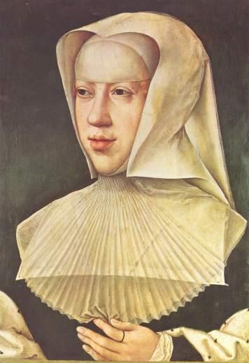 Margarida da Áustria.