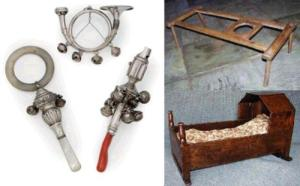 18th-century-rattles-baby-walker-and-cradle