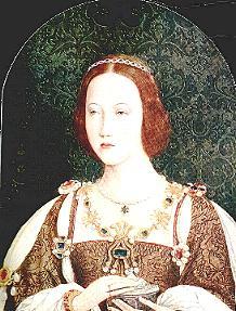 Maria Tudor - Rainha da França.