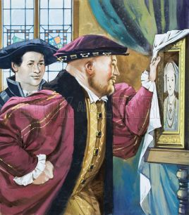 Henry VIII and Holbein