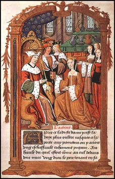 Casamento de Maria com Luís XII.