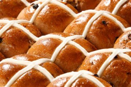 "Hot cross buns - imagem""lovefood.com"