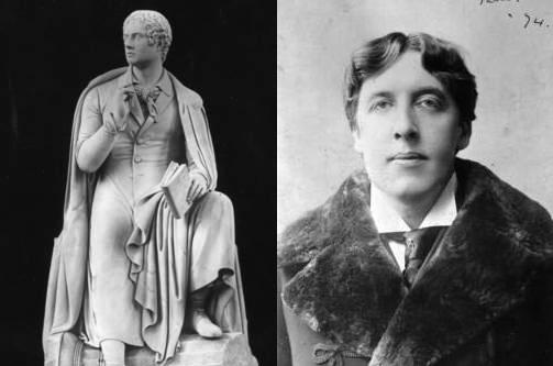 Lord Byron e Oscar Wilde também exibiram alguns traços psicopatas.