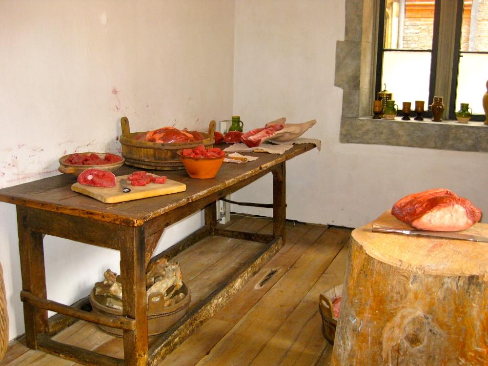 Carnes prontas para boiling house. Foto: feedingtimeblog.com