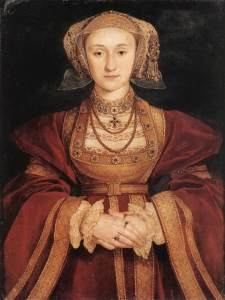 Holbein-Anne-of-Cleves-1539