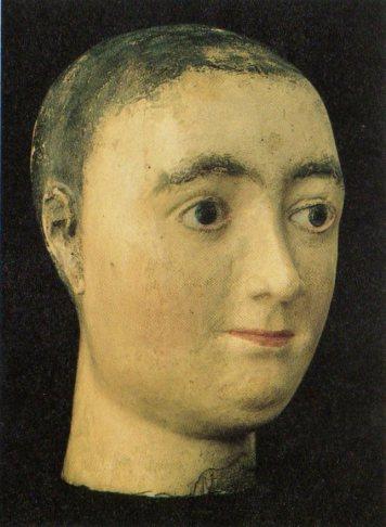 Efígie de Maria I.