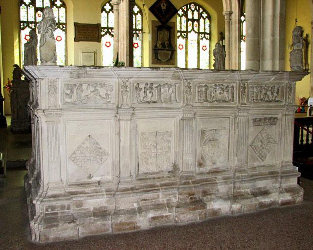 Túmulo de Henry Fitzroy.
