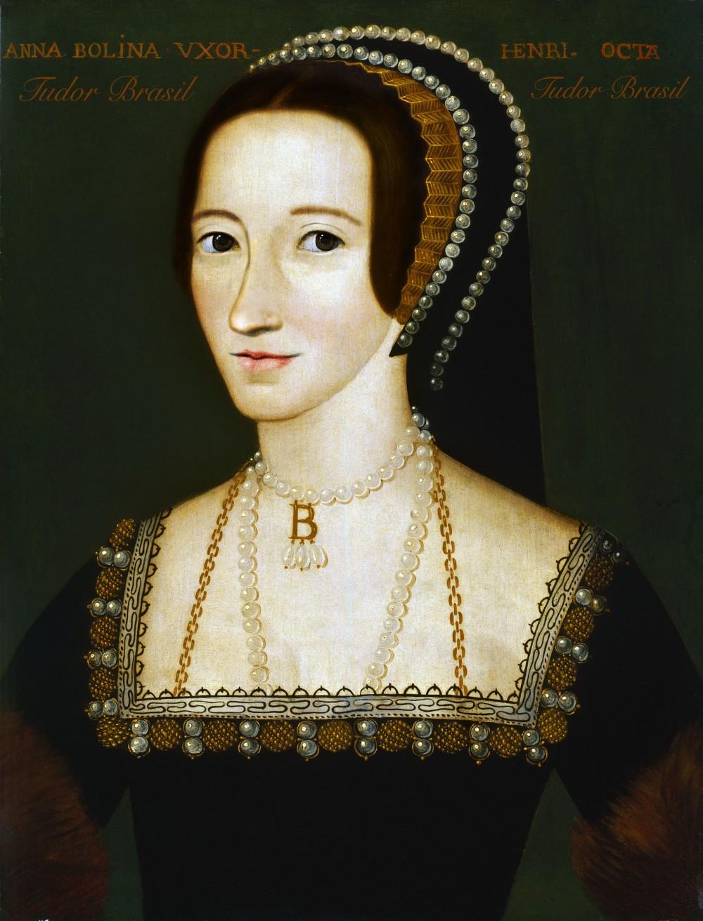 Anne Boleyn,by Tudor Brasil