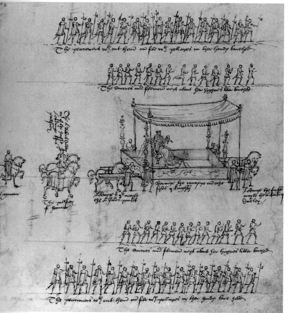 Elizabeth_I_coronation_procession_bird_perspective