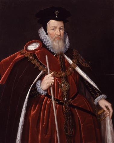 William Cecil, primeiro Barão Burghley.