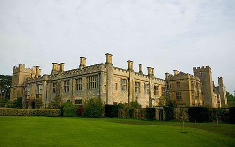 Sudeley Castle art Exhibition