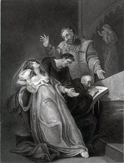 Elizabeth Barton - A freira de Kent.