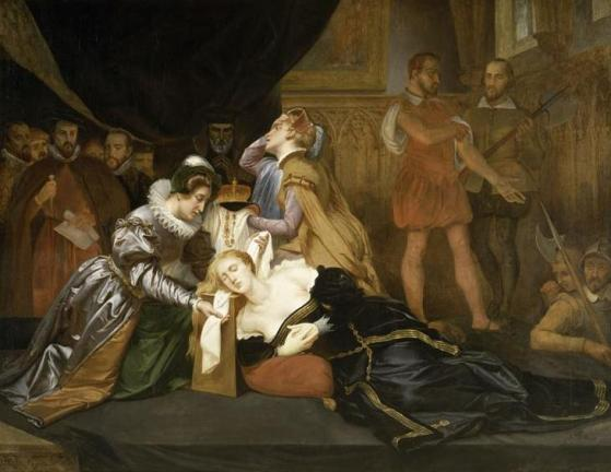 Execution-of-Mary-Queen-of-Scots