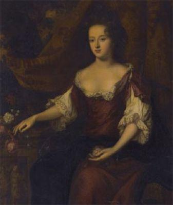 Mary Croft, filha bastarda de Charles II.