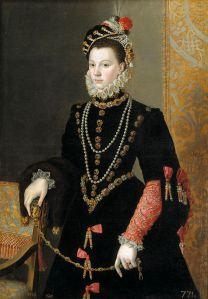 Elizabeth de Valois.