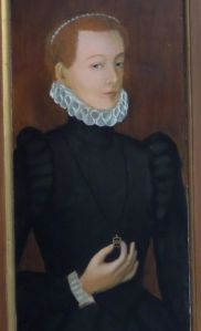 Mary Seton.
