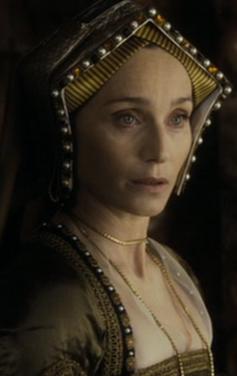Elizabeth Bolena no filme, A Outra.