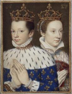 Mary Stuart.