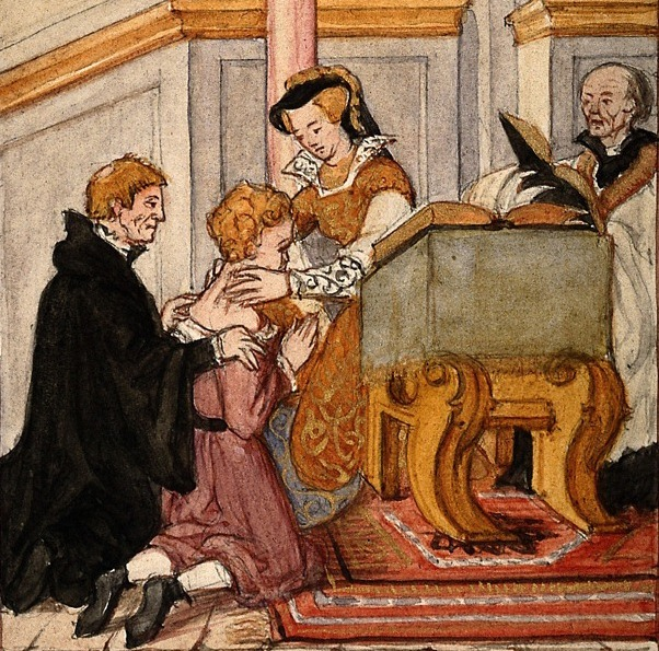 Mary_I_touching_for_scrofula_(crop)