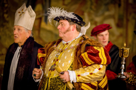 A Night at Hampton Court Palace