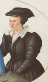 Catarina Gonsalvus, esposa de Petrus.