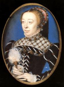 Catarina de Médici.