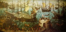 800px-Embarkation_of_Henry_VIII_at_Dover_mg_0310