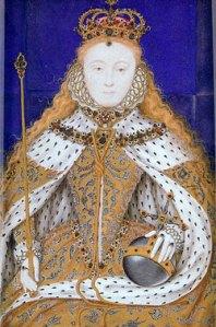 Miniatura do Retrato de Coroação. Cópia de 1559 de um original perdido, c.1600. Artista Desconhecido. Acervo Privado.