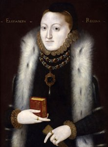 Rainha Elizabeth, c.1560. Artista Desconhecido. Philip Mould Ltd., London. Seria o original do retrato Clopton?