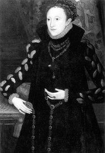 Rainha Elizabeth I, c. 1565-1570. Artista Desconhecido. Coleção do Duque de Beaufort.