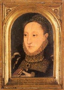Rainha Elizabeth, c.1565. Artista Desconhecido. Acervo Privado. © Christie's Images Ltd.