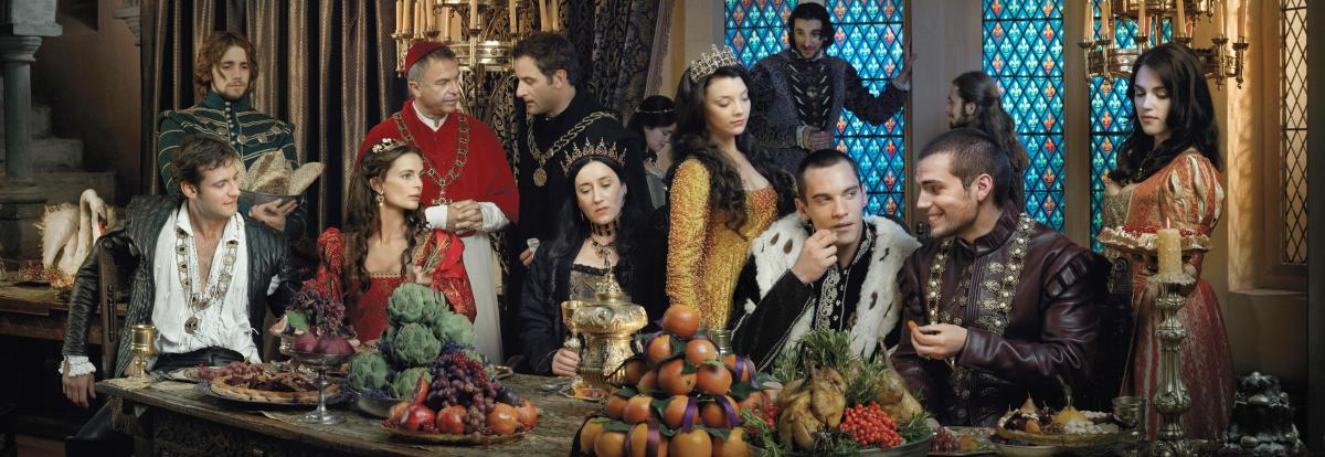 Erros Históricos na Série The Tudors- Temporada 1