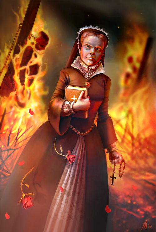 bloody_mary_tudor_by_sally_jackson-d7p3b93