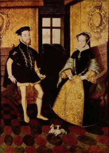 Felipe_of_Spain_and_MariaTudor