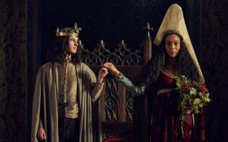 Wising up Shakespeare Tom Sturridge as Henry VI and Sophie Okonedo as Margaret of Anjou