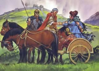 Cartimandua, rainha dos Brigantes