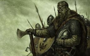 ilustração guerreiro viking 02