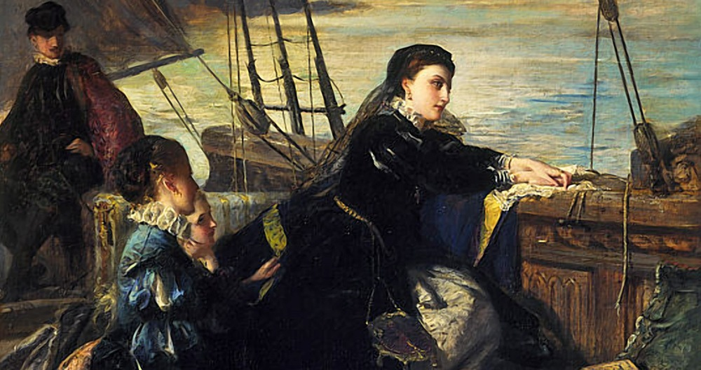 Mary-Queen-of-Scots-Farewell-to-France