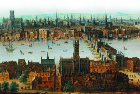 paintings-great-fire-of-london-Google-Search