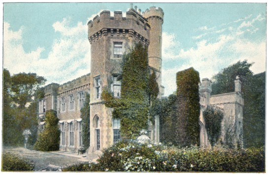 Steephill_Castle,_Ventnor_c1910_-_Project_Gutenberg_eText_17296