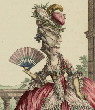 in-defense-of-art-in-the-18th-c-women-often-sported-the-pouf-a-in-the-18th-c-women-often-sported-the-pouf-a-towering-hair-do-best-known-now-through-visual-representations-of-marie-antoin