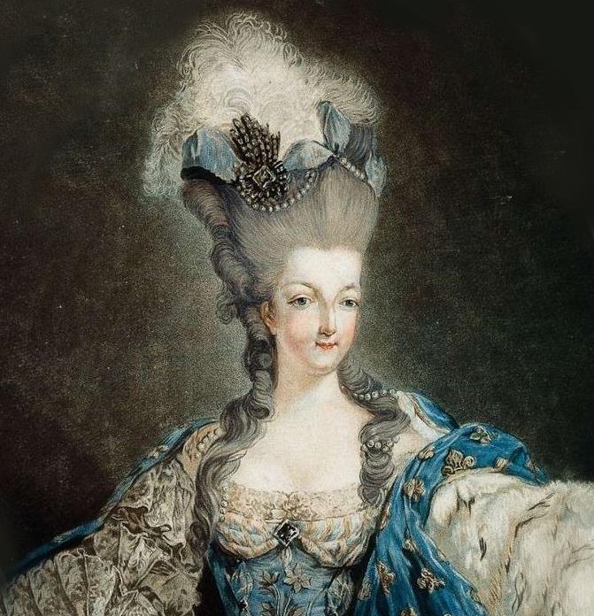 A Rainha do Rococó – Os segredos de Maquiagem e Penteados