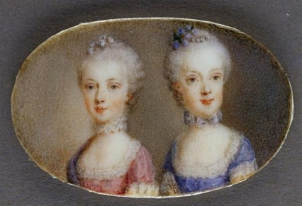 Maria_Carolina_and_Maria_Antonia_of_Austria