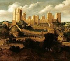 Pontefract_Castle